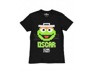 Sesamestreet - Oscar T-shirt Uomo Difuzed
