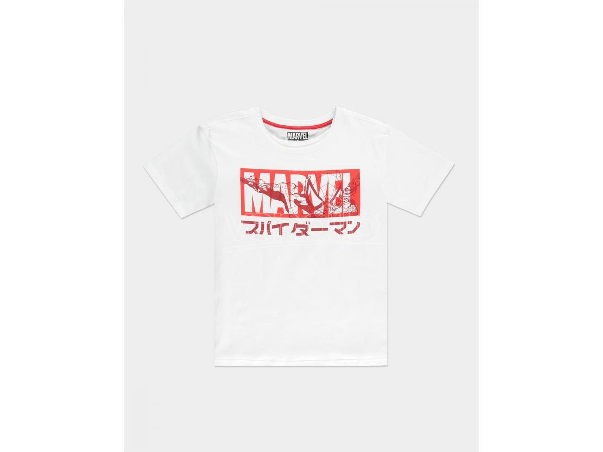 Marvel - Japan Spider T-shirt Donna Difuzed