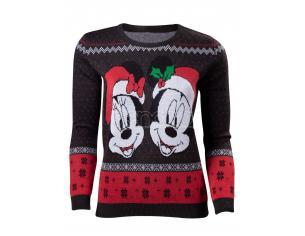 Disney - Mickey & Minnie Natale Women's Sweatshirt Difuzed