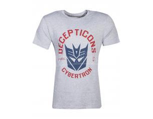 Hasbro - Transformers - Decepticon T-shirt Uomo Difuzed