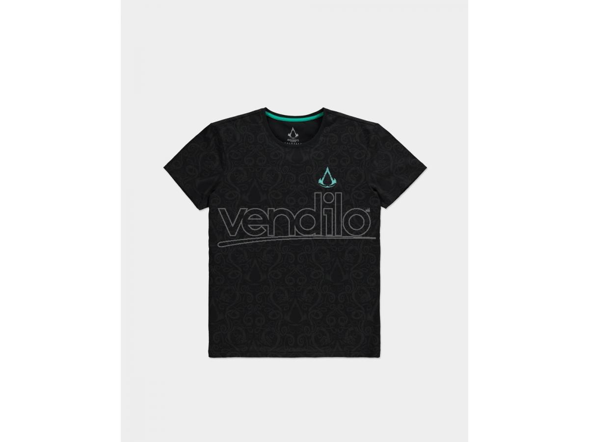 Assassin's Creed Valhalla - Nordic Aop -  T-shirt Uomo Difuzed