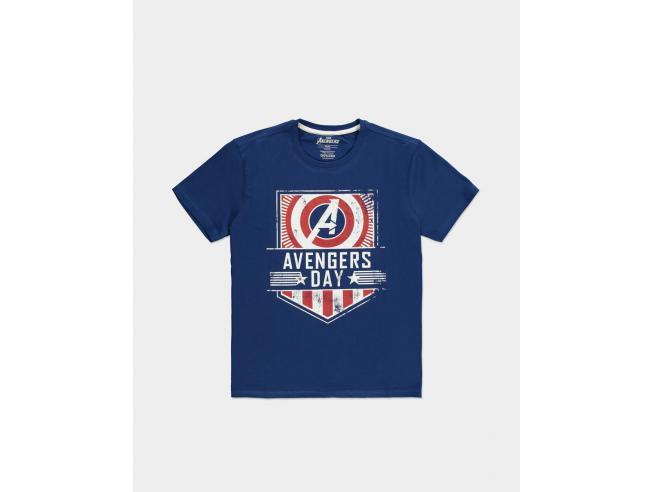 Marvel - Avengers Day - T-shirt Uomo Difuzed