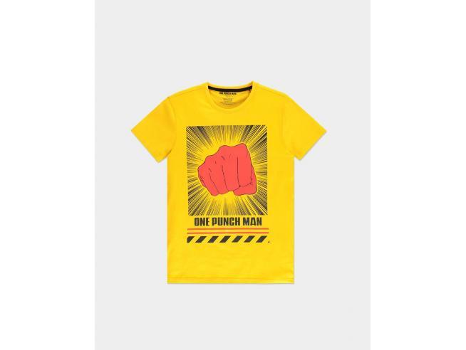 One Punch Men - The Punch -  T-shirt Uomo Difuzed