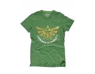Zelda - Golden Hyrule T-shirt Uomo Difuzed