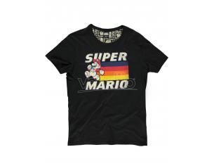 Nintendo - Super Mario Running Mario T-shirt Difuzed