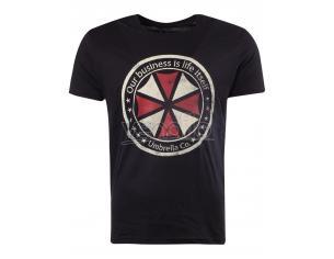 Resident Evil - Ombrello Logo T-shirt Uomo Difuzed