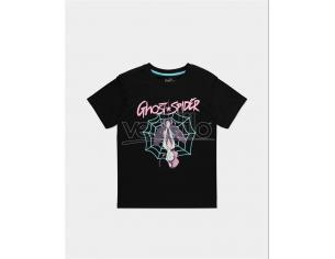 Spider-man - Spider Gwen - T-shirt Donna (black) Difuzed