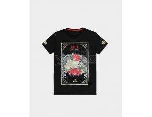 Sony - Playstation - Dual Shock T-shirt Uomo Difuzed