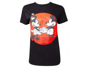 Disney - Mickey Mouse - Love Unisex T-shirt Difuzed