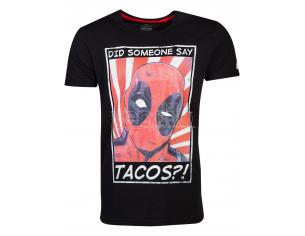 Deadpool - Tacos? T-shirt Uomo Difuzed
