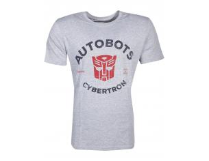 Hasbro - Transformers - Autobots T-shirt Uomo Difuzed