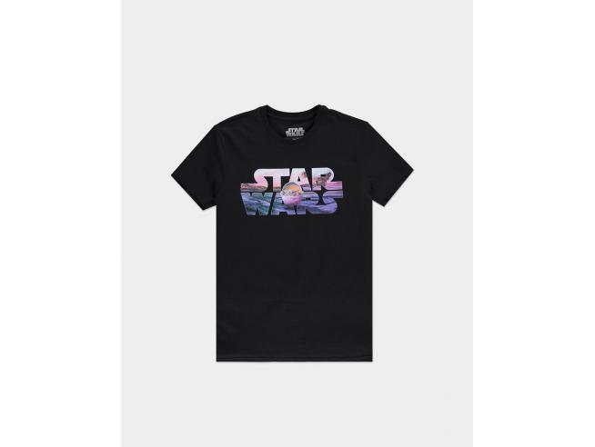 Star Wars - Baby Yoda Logo - T-shirt Difuzed