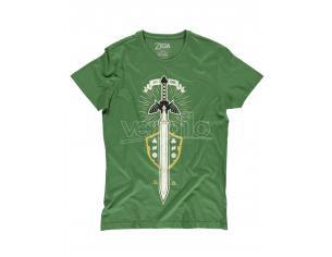 Zelda - The Master Sword T-shirt Uomo Difuzed
