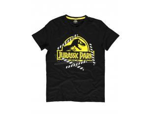 Universal - Jurassic Park Logo T-shirt Uomo Difuzed