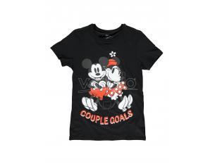 Disney - Mickey Mouse - Couple Goals Unisex T-shirt Difuzed