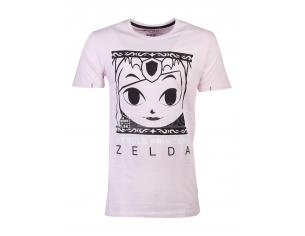 Zelda - Hyrule Princess T-shirt Difuzed