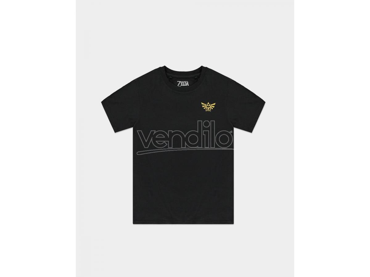 Zelda - Symbols Female T-shirt Difuzed