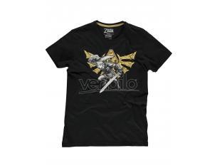Zelda - Hyrule Link T-shirt Uomo Difuzed