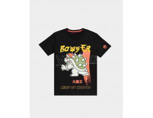 Nintendo - Super Mario King Koopa T-shirt Uomo Difuzed