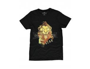 Lion King - Scar Men's  T-shirt Difuzed