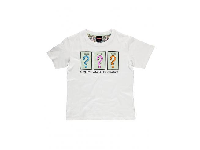 Hasbro - Monopoly - T-shirt Donna Difuzed