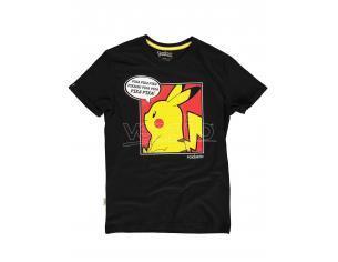 Pokémon - Pika Pop T-shirt Uomo Difuzed