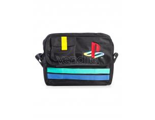 Playstation - Retro Logo Borsa A Tracolla Difuzed