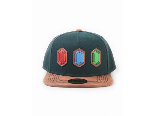 Zelda - Rupee Cappellino Snapback Difuzed