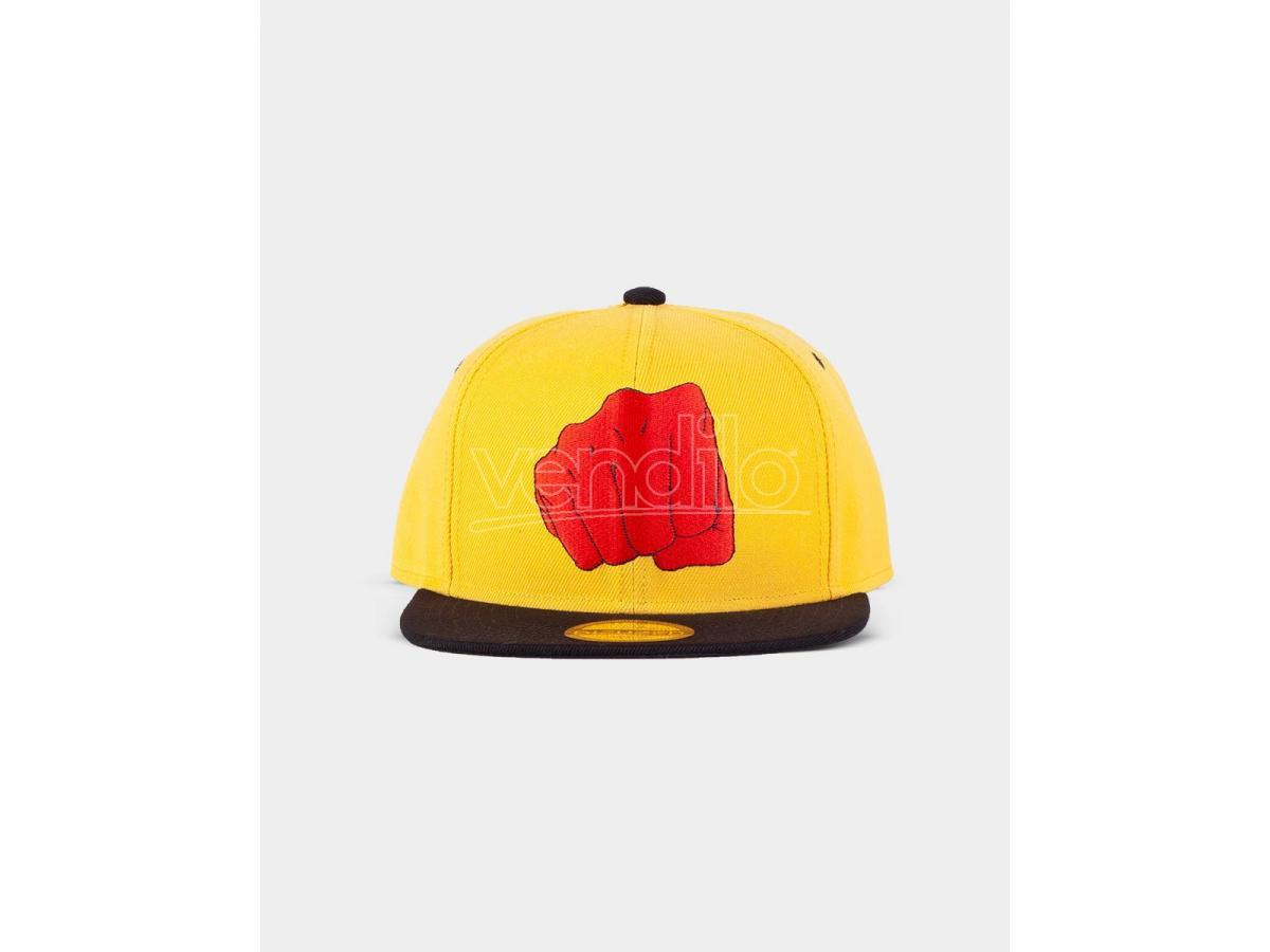 One Punch Man - Cappellino Snapback Difuzed