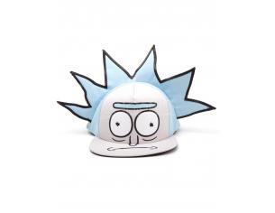 Rick E Morty - Rick Novelty Cappellino Cappellino Snapback Difuzed