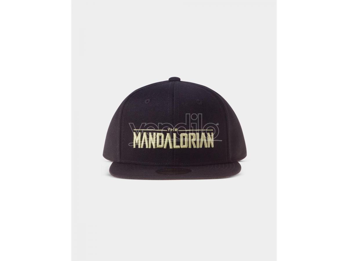 The Mandalorian - Mandalorian Silhouette Cappellino Snapback Difuzed