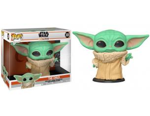 Star Wars Mandalorian Funko POP Film Vinile Figura Yoda The Child 25 cm