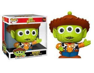 Disney Pixar Remix Funko POP Animazione Vinile Figura Alieno come Woody 25 cm