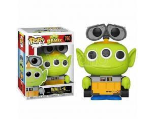 Disney Pixar Remix Funko POP Animazione Vinile Figura Alieno come Wall-e 9 cm