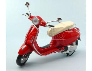 New Ray NY57553R VESPA PRIMAVERA 125 2014 RED 1:12 Modellino