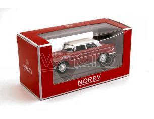 NOREV NV310604 PEUGEOT 404 1961 CYCLISTE DIRECTEUR DE LA COURSE 1:64 Modellino