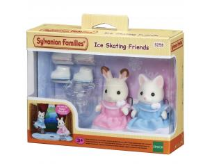 Sylvanian Family 5258 - Amici pattinatori
