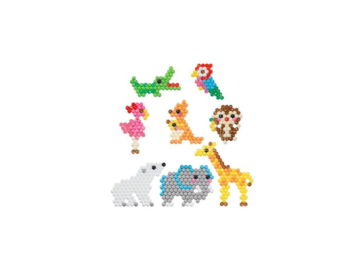 Aquabeads - Kit Animali dello Zoo