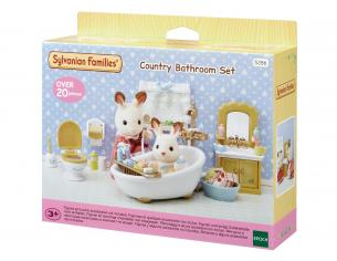 Sylvanian Family 5286 - Bagno Country