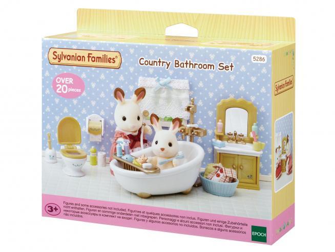 Sylvanian Family 5286 - Bagno Country