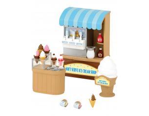 Sylvanian Family 5054 - Bancarella dei gelati