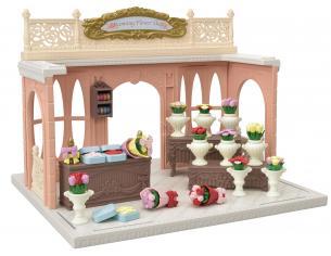 Sylvanian Family 5360 - Boutique dei fiori