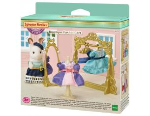 Sylvanian Family 6013 - Boutique fashion set
