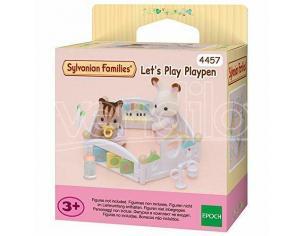 Sylvanian Family 4457 - Box da gioco per bebè