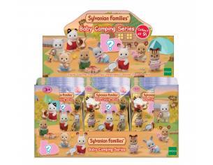 Sylvanian Family 5465 - Bustine Baby serie Campeggio (24 pack) (Box: ordinare in questo numero)