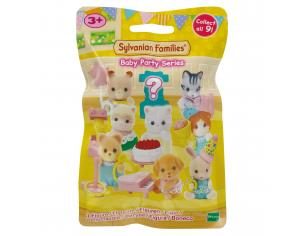 Sylvanian Family 5463 - Bustine Baby serie Party (24pack) (Box: ordinare in questo numero)