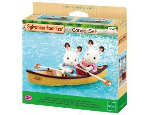 Sylvanian Family 5047 - Canoa