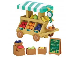 Sylvanian Family 5265 - Carretto vendita frutta