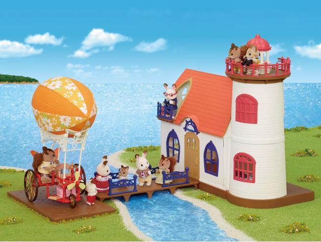 Sylvanian Family 5267 - Casa  Faro