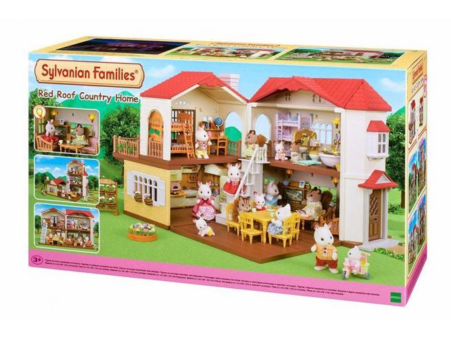 Sylvanian Family 5302 - Casa Grande con luci
